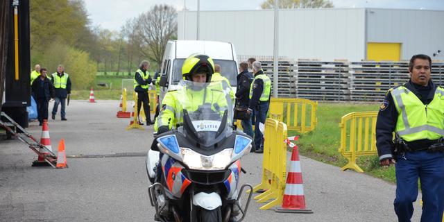 Gewonden op snelweg na verkeersruzie