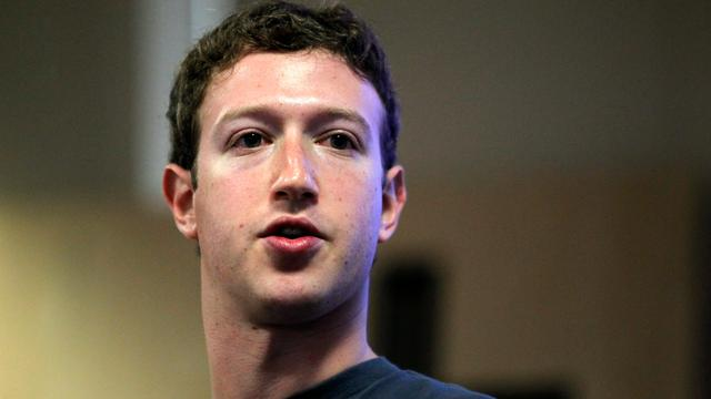 Mark Zuckerberg staat achter Apple in hack-debat