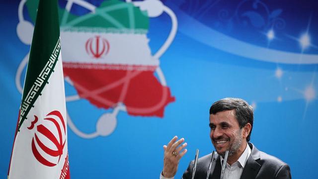 Iran beschuldigt vijanden van droogte