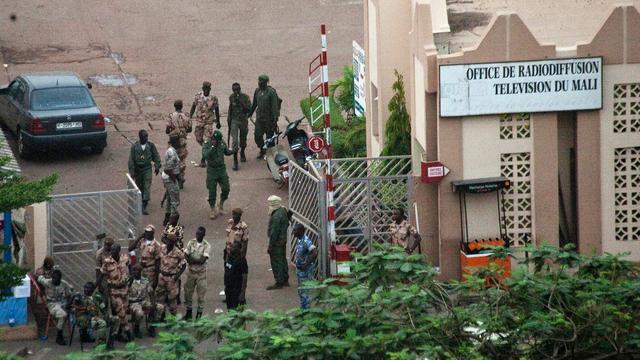 320.000 vluchtelingen door onrust Mali
