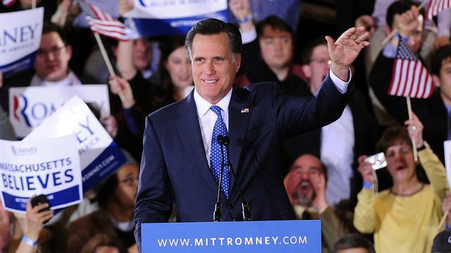 Mitt Romney zou Bin Laden hebben gepakt