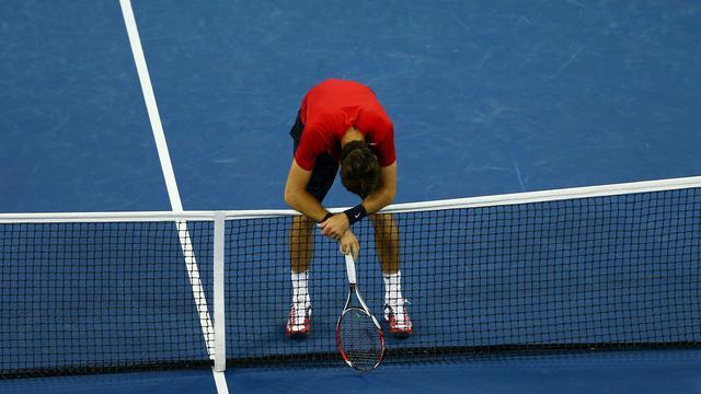 Proef met afschaffen netservice bij tennis