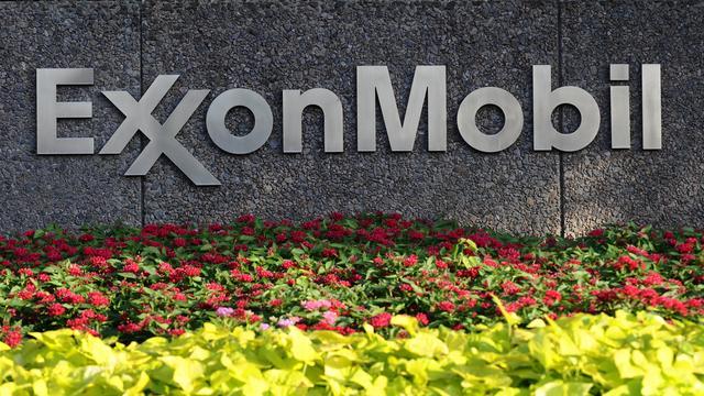 Exxon Mobil ruimt olie op na lekkage