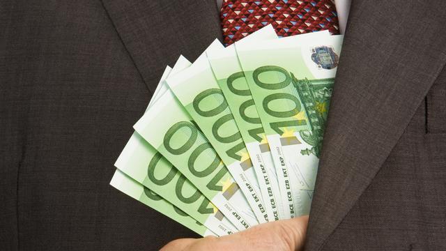 'Geld maakt wél gelukkig'