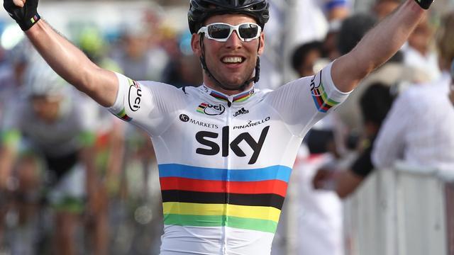 Tweede ritzege Cavendish in Giro