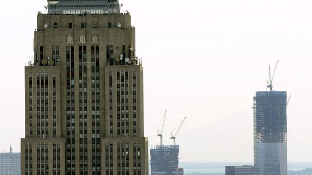 WTC opnieuw hoogste gebouw New York
