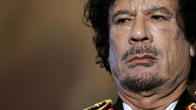 Zuid-Afrika geeft miljoenen Kaddafi terug