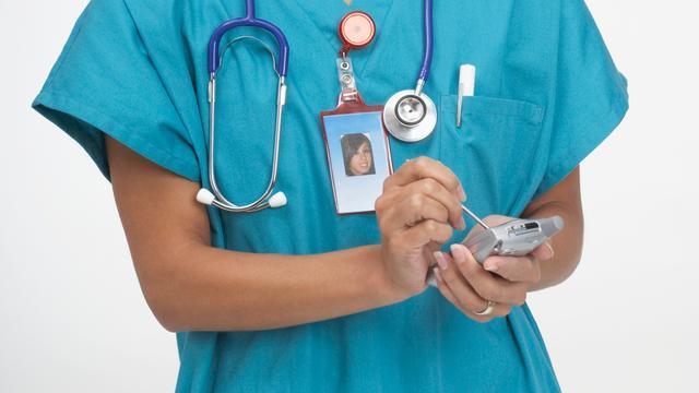 'Nederlands medisch personeel gewild in buitenland'