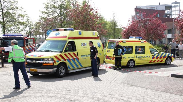 Veertien gewonden na ongeval op A7