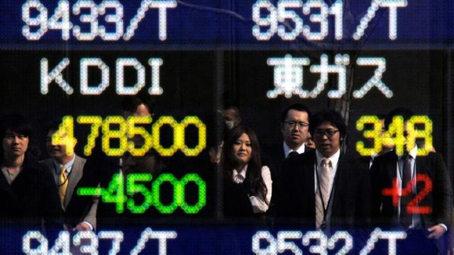 Nikkei klimt na akkoord Cyprus