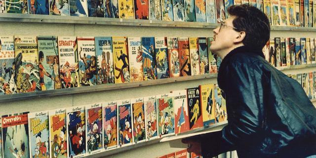 Stripboeken vallen in de prijzen