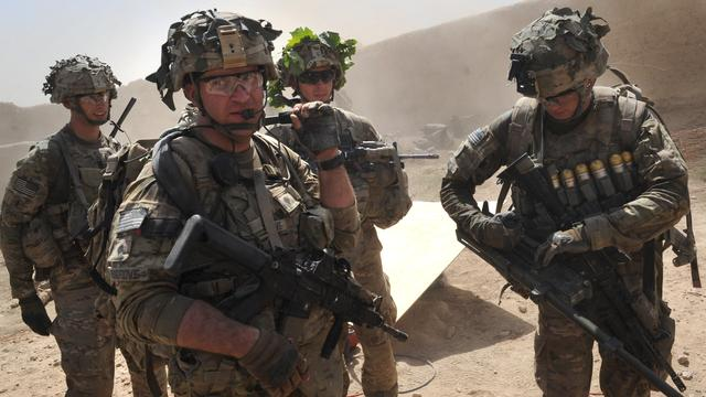 ISAF-militairen gedood in Afghanistan