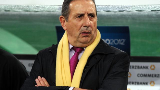 Leekens weg als bondscoach België