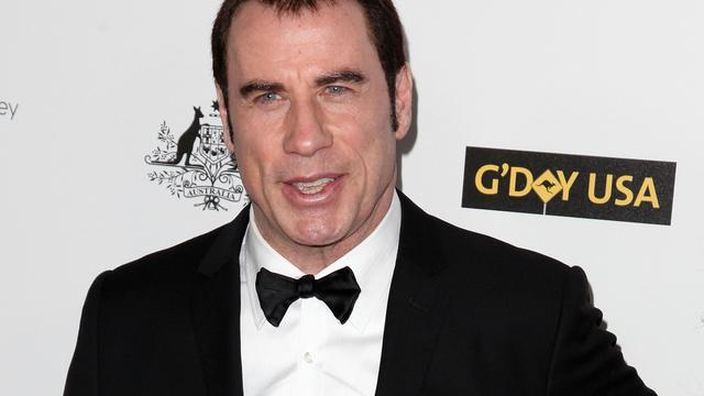 Kerstplaat Newton-John en Travolta