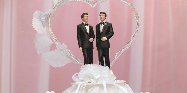 Obama vindt dat homo's moeten kunnen trouwen