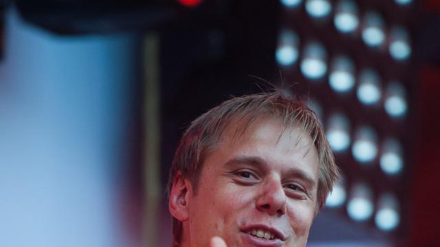 Armin van Buuren maakt lied voor Nederlands Elftal