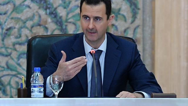 Syrië stelt geen voorwaarden vooraf aan overleg