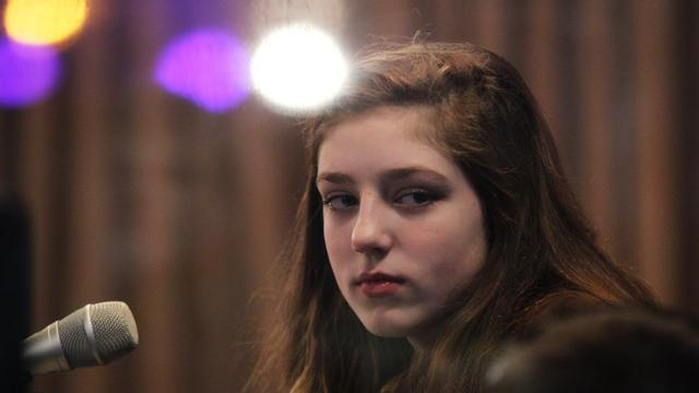 Birdy, Taio Cruz en Gavin DeGraw in The Voice-finale