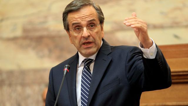'Griekse coalitie in cruciaal overleg bezuinigingspakket'