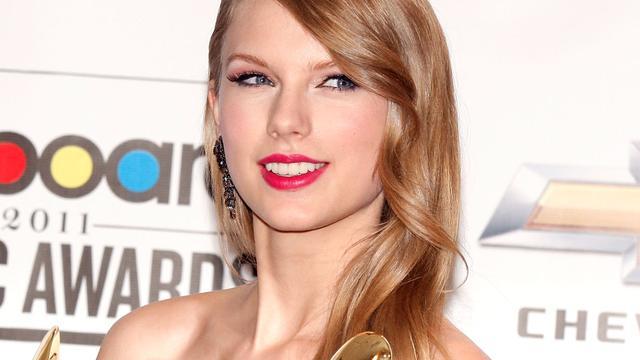 Taylor Swift uitgeroepen tot vrouw van het jaar