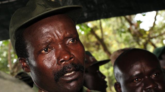 'Afrikaanse krijgsheer Kony ernstig ziek'