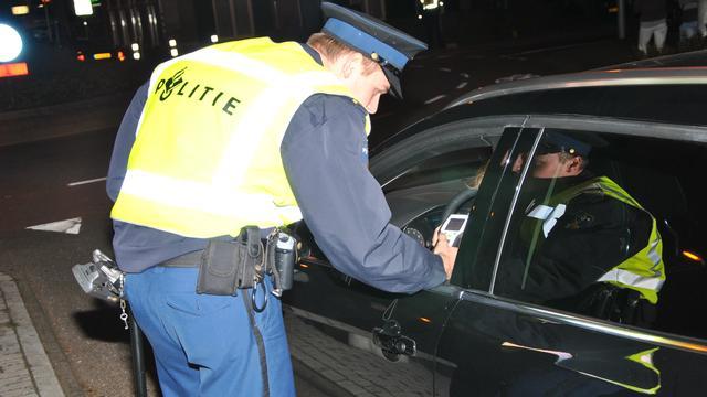 Politie snapt negen beschonken automobilisten