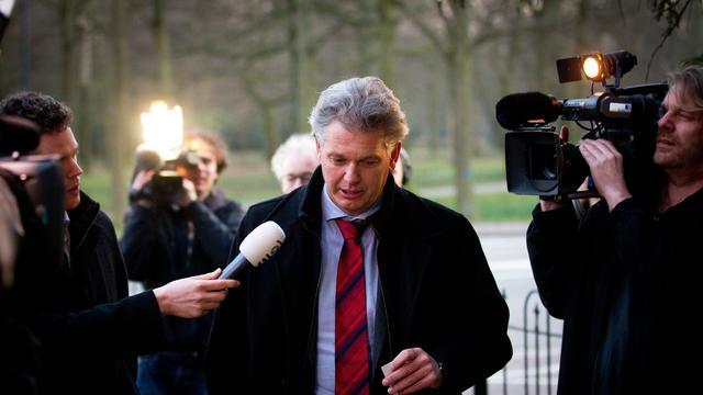 Trots op Nederland niet verder met partij Brinkman