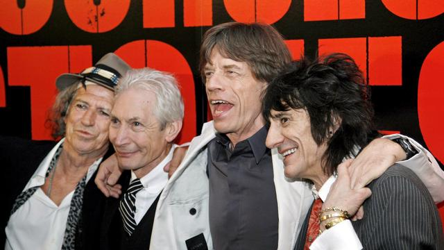 Extra jubileumconcert The Rolling Stones