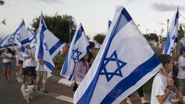 Leden 'verloren stam' van India naar Israël