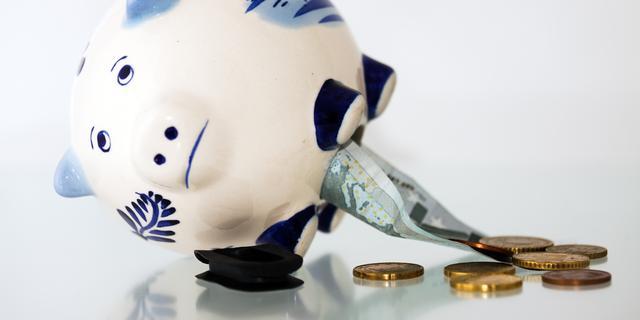Spaarder betaalt tot 80 procent belasting