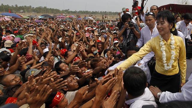 Ban Ki-moon zal Suu Kyi ontmoeten
