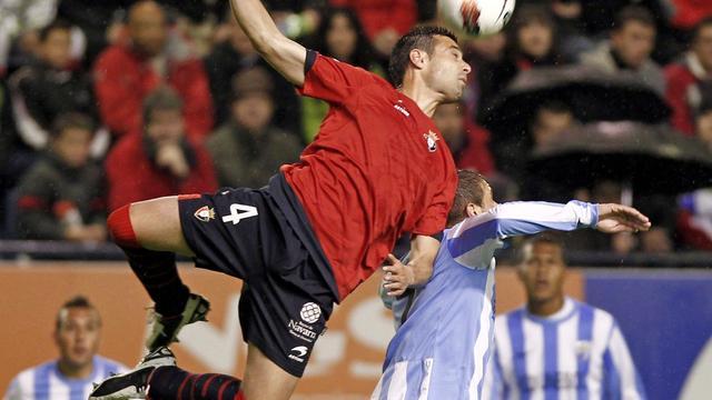 Puntenverlies Malaga in strijd om plek vier