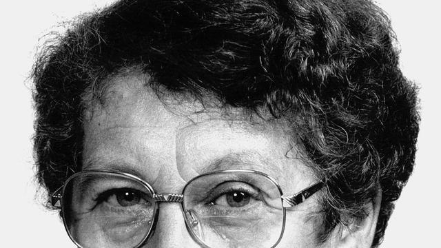 VVD-politica Nell Ginjaar-Maas overleden