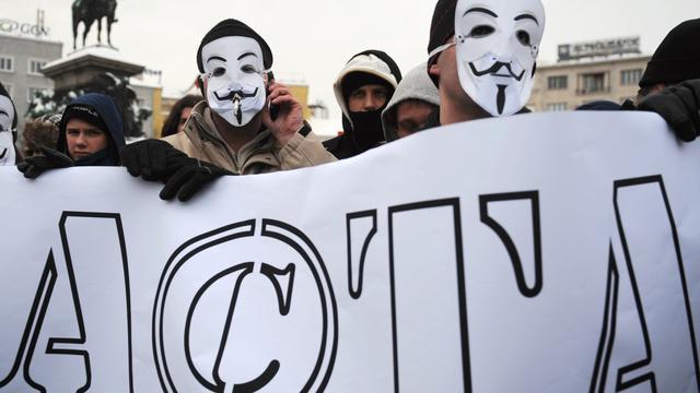 Antipiraterijwet ACTA voorgelegd aan EU-Hof