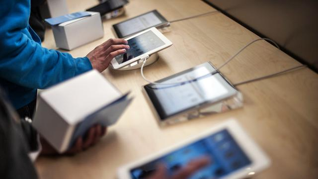 'In 2013 meer tablets dan laptops verkocht'