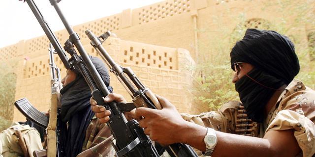 Rebellen Mali nemen stad in