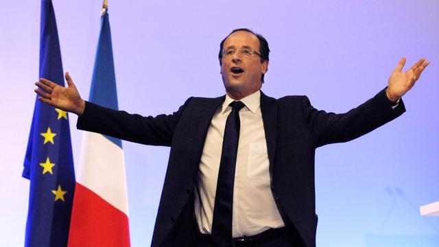 Kandidaten werven kiezers Front National