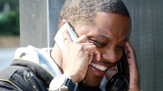 Rapper Mase heeft belastingschuld