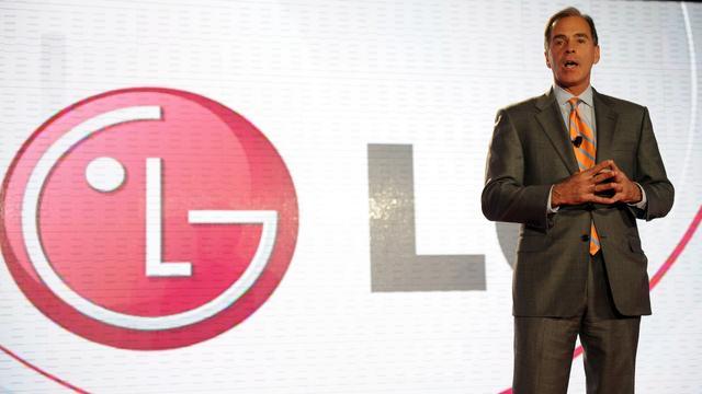 LG maakt weer winst door verkoop 3d-tv's