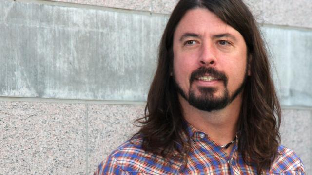 Dave Grohl trots op Grammynominatie naast Adele