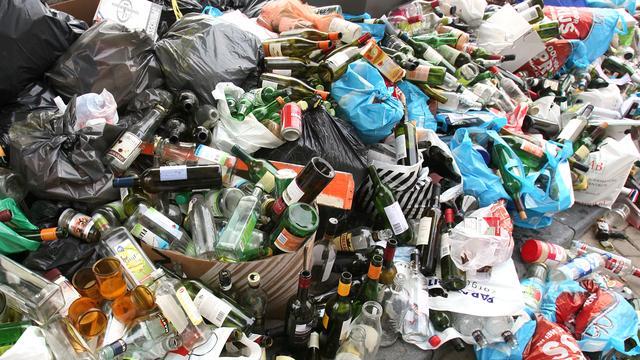 Inwoners stad Utrecht produceren minste afval van provincie