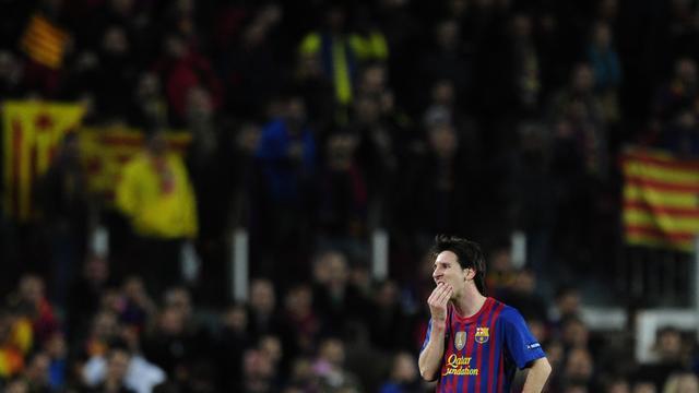 Guardiola neemt Messi in bescherming