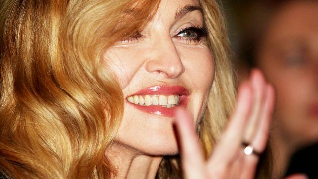 'Madonna dineert met Nederlandse danser in Rotterdam'