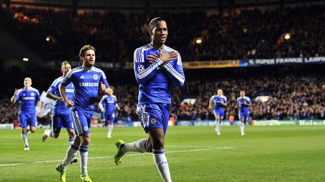 Chelsea bereikt laatste zestien in Champions League