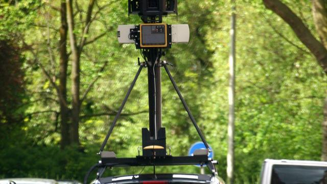 Google beboet vanwege Street View-auto's
