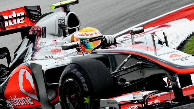 Hamilton valt uit tijdens Grand Prix Abu Dhabi