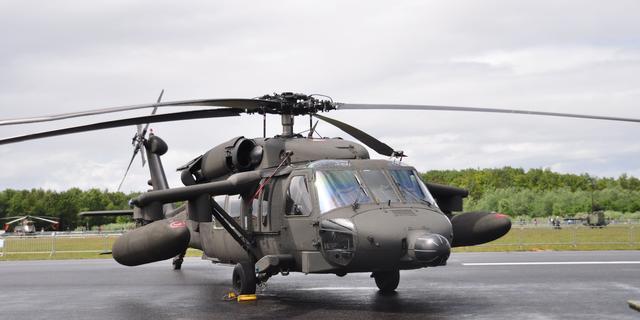 'Lockheed Martin wil Black Hawk-divisie UnitedTech overnemen'