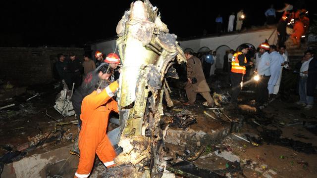 Doden door crash vliegtuig Kazachstan