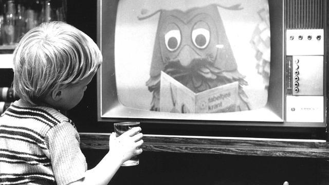 Televisie op achtergrond schadelijk voor kinderen