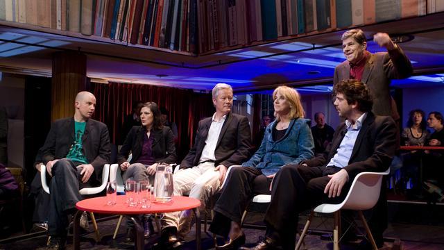 Erik Menkveld wint Academica Literatuurprijs 2012